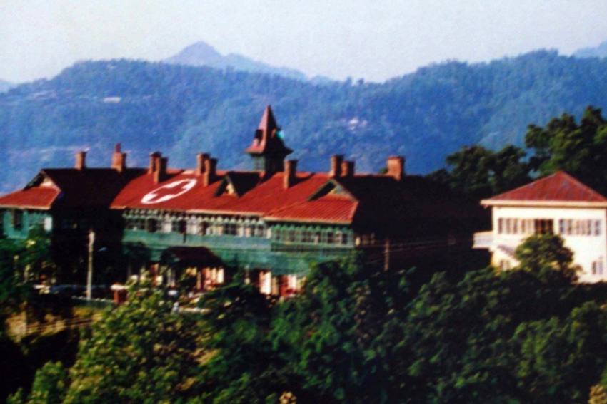 Himachal To Use British-Era Army Hospital As Covid Care Centre
