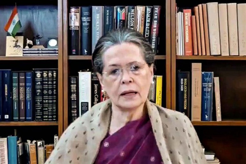 As India Launches Inoculation Drive For All Adults, Sonia Gandhi Pitches For Free Vaccines