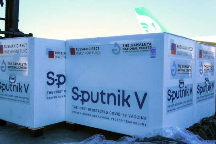 India Receives First Batch Of Sputnik Vaccine From Russia