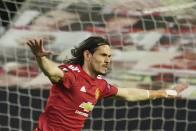 Edinson Cavani Signs New Manchester United Contract