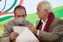 Citing Covid Surge, Congress Postpones Party President Election To June