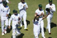 ZIM Vs PAK, 2nd Test: Pakistan Thrash Zimbabwe By Innings And 147 Runs, Take Series 2-0 - Highlights