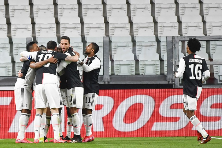 Juventus Warned To Renounce European Super League Or Face Serie A Expulsion