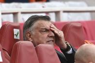 Arsenal Consign Sam Allardyce To First Premier League Relegation As West Brom Suffer 1-3 Lose