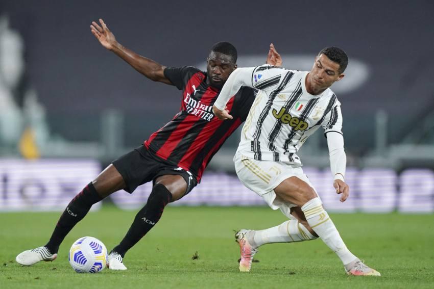 AC Milan Stun Cristiano Ronaldo's Juventus In Race For Serie A Top-four Spot