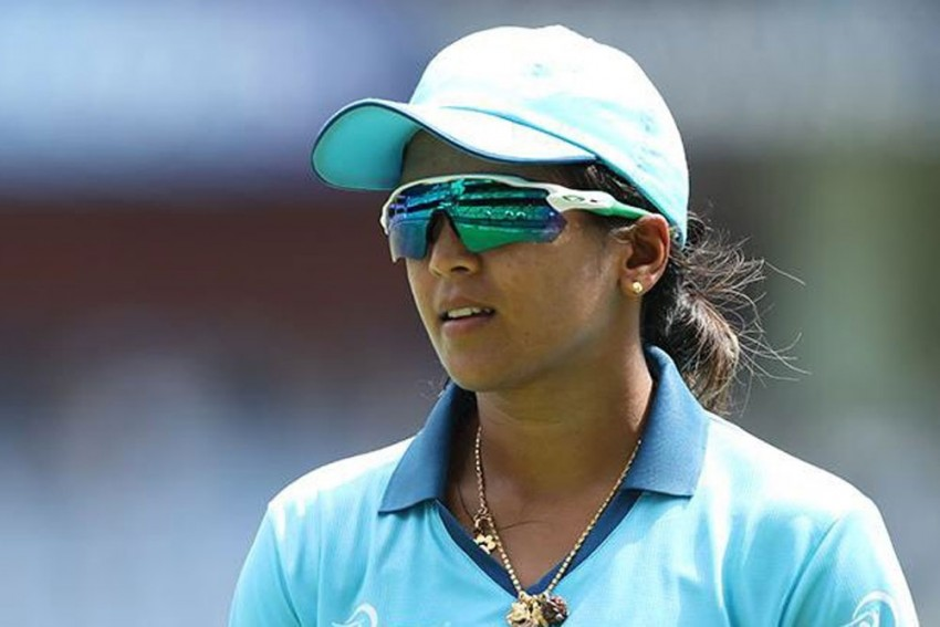 India Cricketer Veda Krishnamurthy: We Did Everything Right But COVID-19 Found Its Way