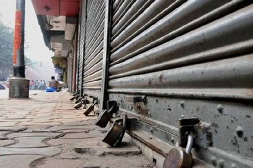 Lockdowns And Curfews: List Of States, UTs Clamping Down Against Covid-19