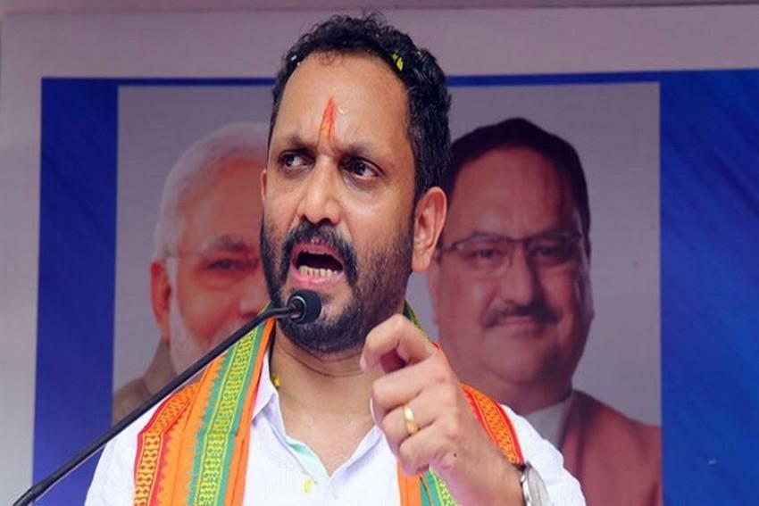 RSS- BJP Tussle Behind Kerala Poll Drubbing?