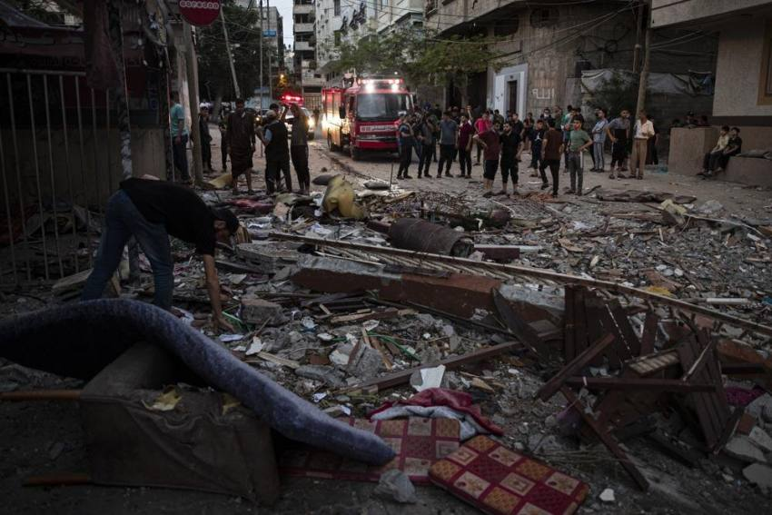 Israel Unleashes New Air Strikes On Gaza, 9 Children Among 24 Dead