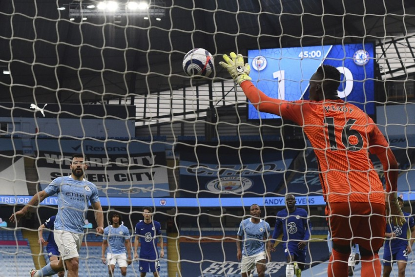 Sergio Aguero's Panenka Anguish, Comeback Kings And Second-half Heroes - Premier League Quirky Facts