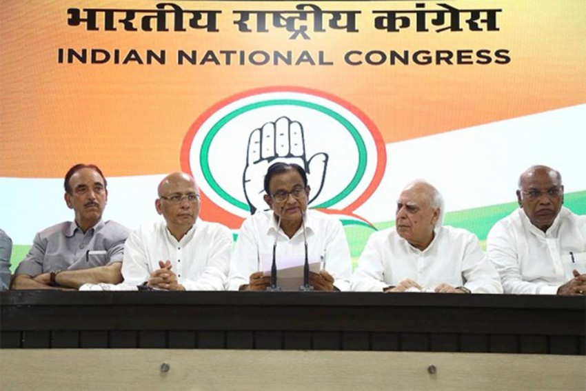 Congress Forms 5-Member Panel To Evaluate Party's Rout In Assembly Polls