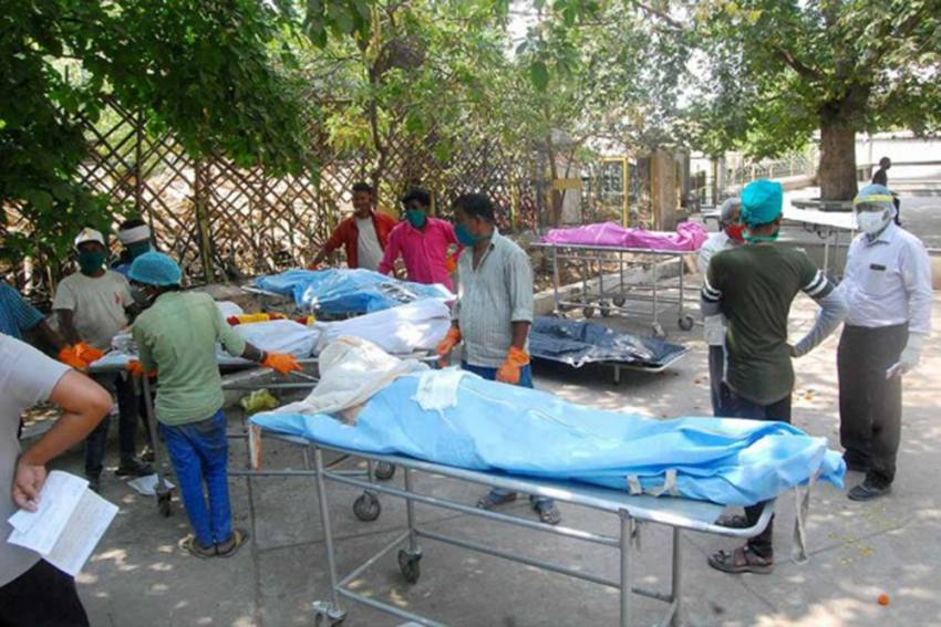 J&K Govt Directs DCs To Issue Death Certificates To Kin Of Covid Victims