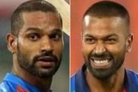 Tour Of Sri Lanka: Two-way Fight For India Captaincy Between Hardik Pandya And Shikhar Dhawan