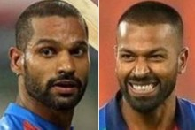 Tour Of Sri Lanka: Two-way Fight For India Captaincy Between Hardik Pandya And Shikhar Dhawan