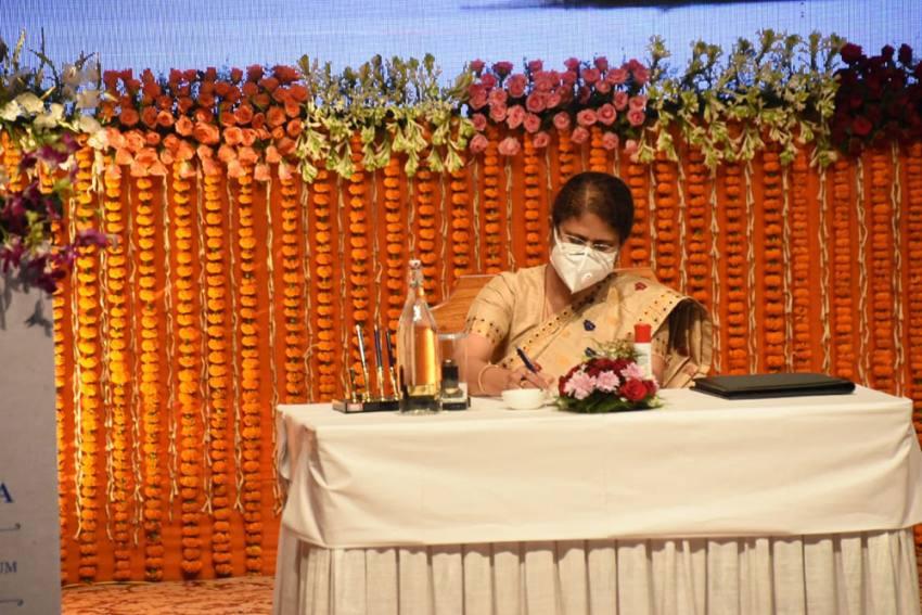 Assam Gets Its First Woman Finance Minister As Sarma Distributes Portfolios
