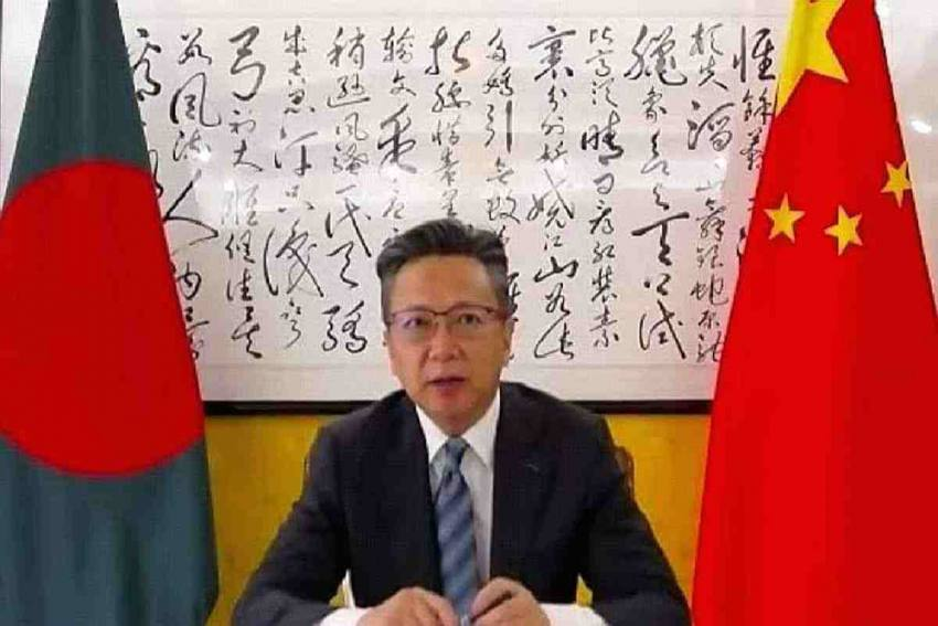 China's Wolf Warrior Warns Bangladesh Against Joining The Quad