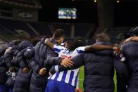FC Porto Rout Farense To Keep Sporting Lisbon From Clinching Portuguese Primeira Liga