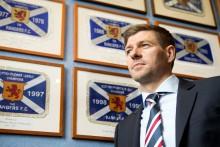 Alex Ferguson Applauds Former Rival Steven Gerrard For 'Magnificent' Job At Rangers