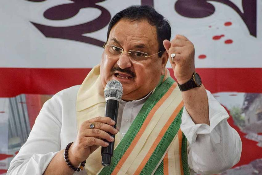 Cong Will Be Remembered For 'Duplicity, Pettiness': JP Nadda To Sonia Gandhi