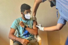 India Pacer Jasprit Bumrah Gets First Dose COVID-19 Vaccine