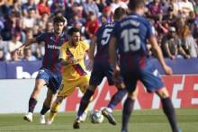 Levante Vs Barcelona, Live Streaming: When And Where To Watch La Liga Match