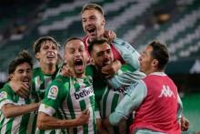 La Liga: Real Betis Beat Granada To Move Closer To Europa League Spot