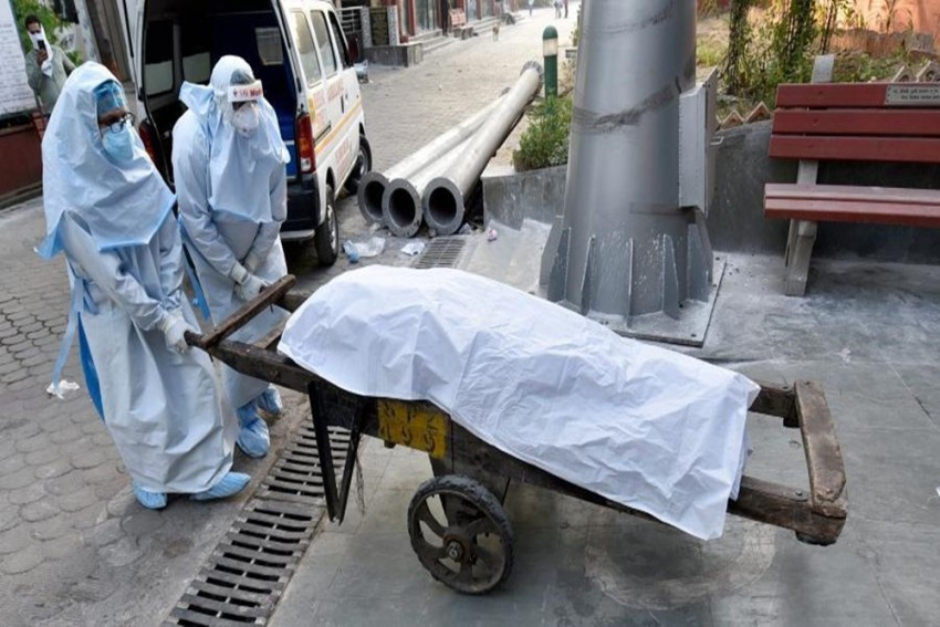 Andhra Pradesh: 11 Covid Patients Die In Tirupati Hospital As 'Oxygen Tanker Arrived Late'