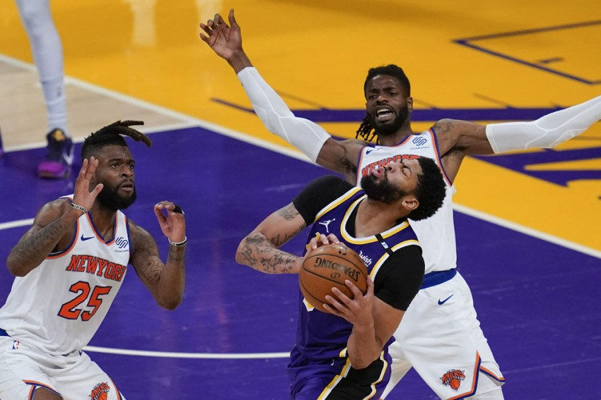 LeBron James Still Out As Lakers Claim Key OT Win, 76ers Miss Chance To Secure Top Seeding