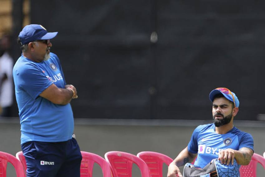 ICC WTC Final: Under Preparation Can Work In India's Favour - Team Support Staff