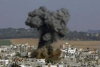 Unrest Continues: 10 Children Among 32 Dead In Gaza