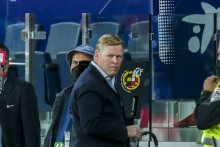 Ronald Koeman Understands Questions About His Barcelona Future After Levante Capitulation