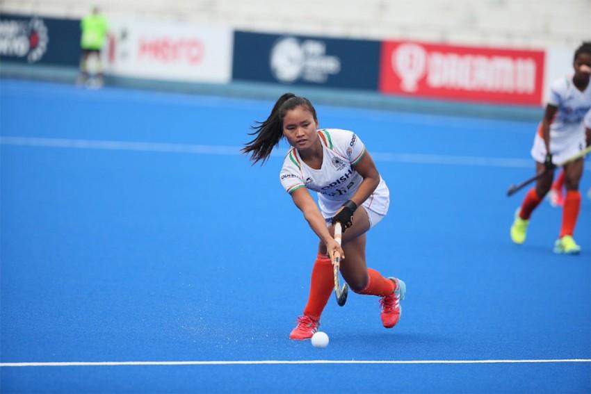 India Women Need To Score More Goals: Hockey Forward Lalremsiami