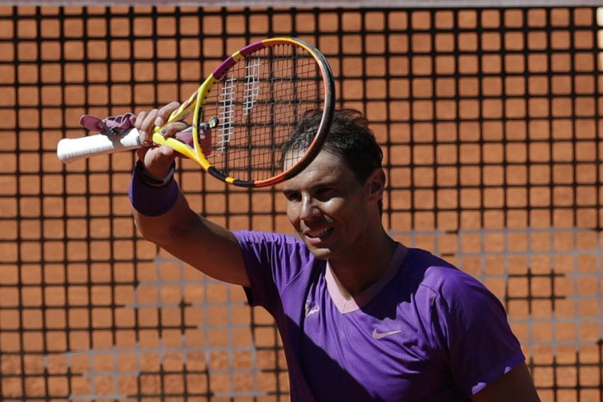 Rafael Nadal 'Not Sure' If He Will Play In Tokyo Olympics