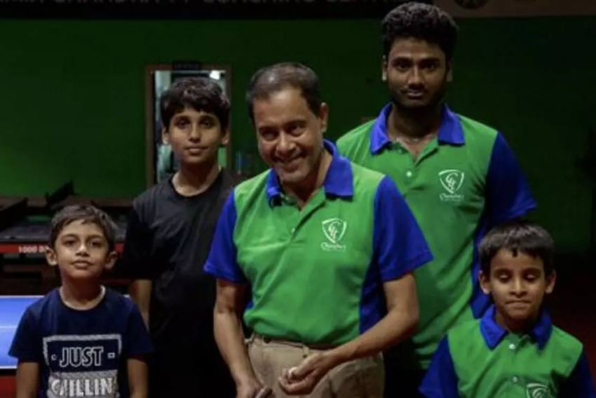 Former India Table Tennis Player Venugopal Chandrasekhar Dies Due To COVID-19