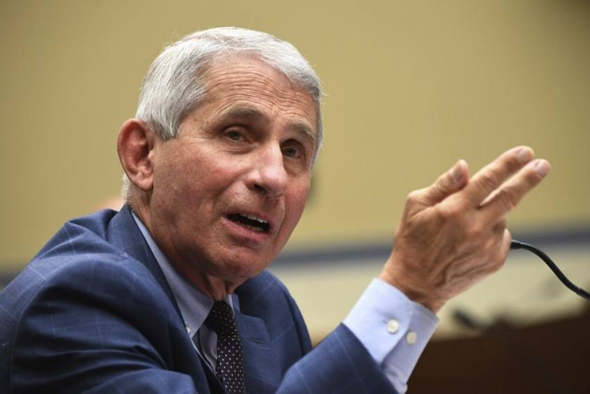 India In 'Dire Straits' Because It Opened Up Prematurely: Dr Anthony Fauci