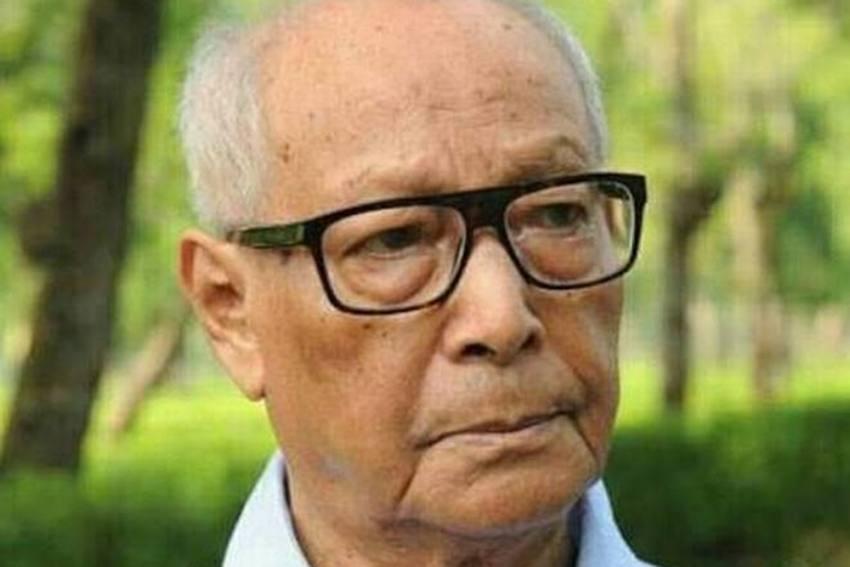 Eminent Assamese Journalist Homen Borgohain Dies At 89