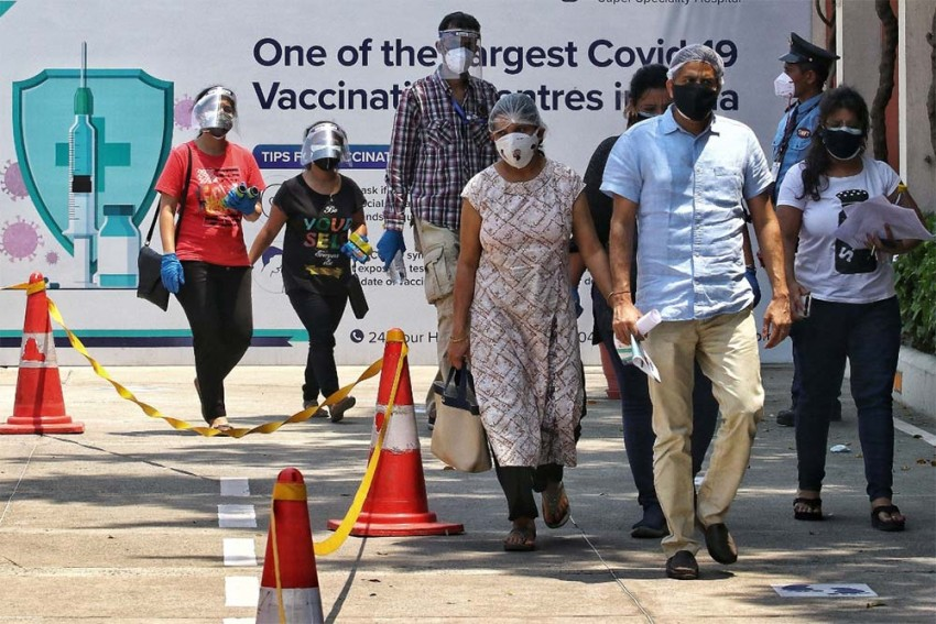 India Records 4,205 Covid Deaths In A Single Day, 3.48 Lakh New Cases