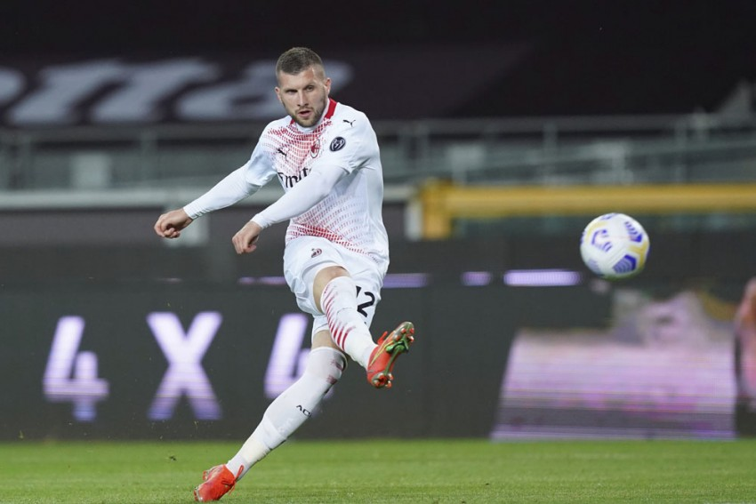 Ante Rebic Scores Quickfire Hat-trick As AC Milan Hammer Torino 7-0 In Serie A