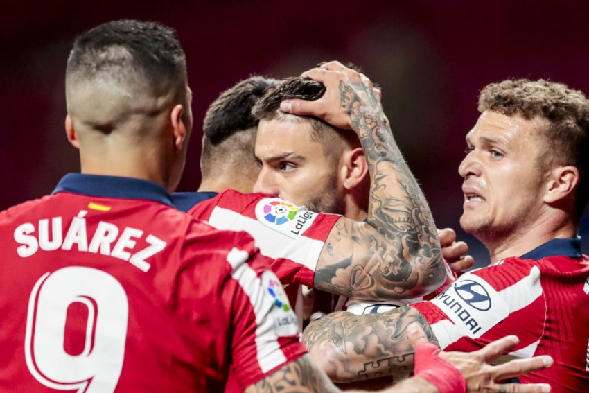 Atletico Madrid Edge Closer To La Liga Title, Beat Real Sociedad 2-1