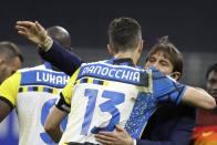 Serie A Champions Inter Milan Stretch Winning Home Run, Beat AS Roma 3-1