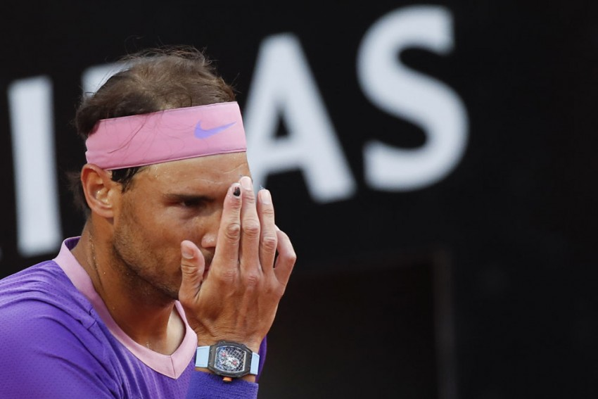 Italian Open: Rafael Nadal Passes Jannik Sinner Test As Daniil Medvedev Crashes Out In Rome