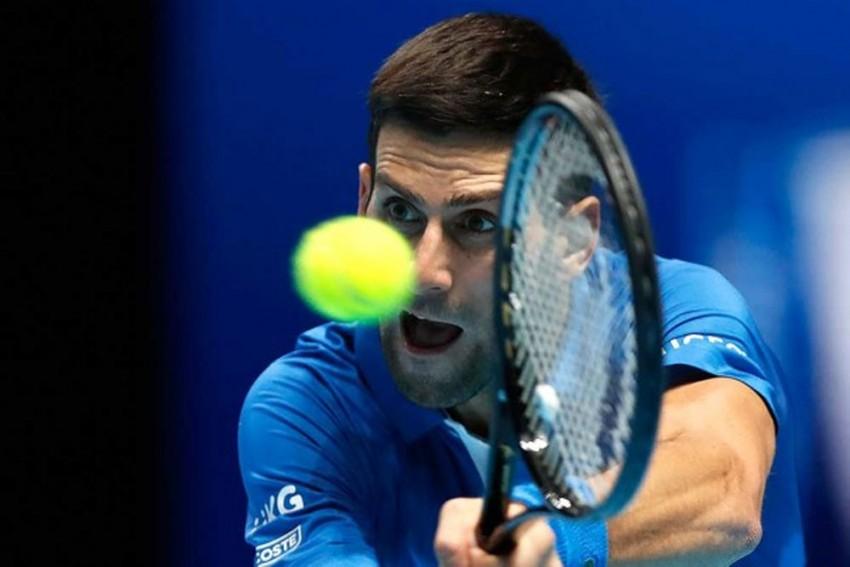 Novak Djokovic Beats Davidovich Fokina At Internazionali d'Italia In Rome