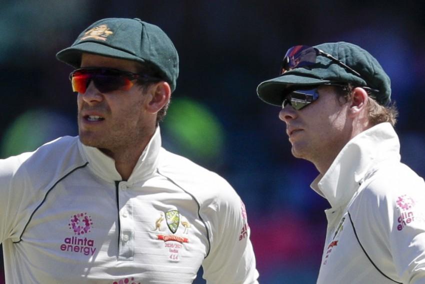 Tim Paine Backs Former Skipper Steve Smith To Succeed Him As Australia Captain