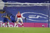 London Derby: Emile Smith Rowe Pounces On Jorginho Howler To Help Arsenal Beat Chelsea