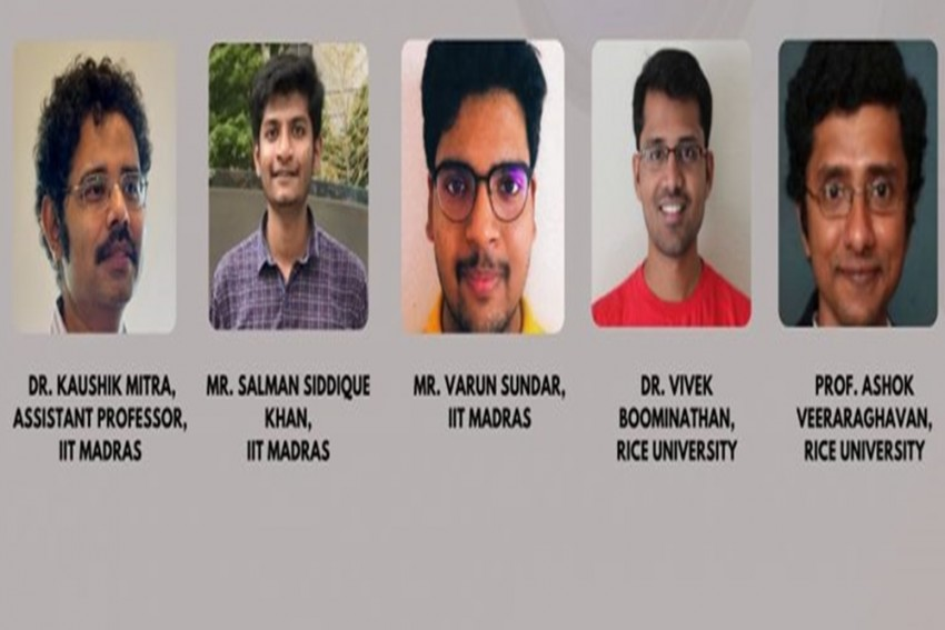IIT Madras And Rice University Researchers Develop Algorithms For Lensless, Miniature Cameras