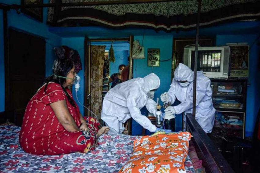 4.2 Lakh Remdesivir Vials, 10,796 Oxygen Concentrators Received As Foreign Aid, Distributed: Centre