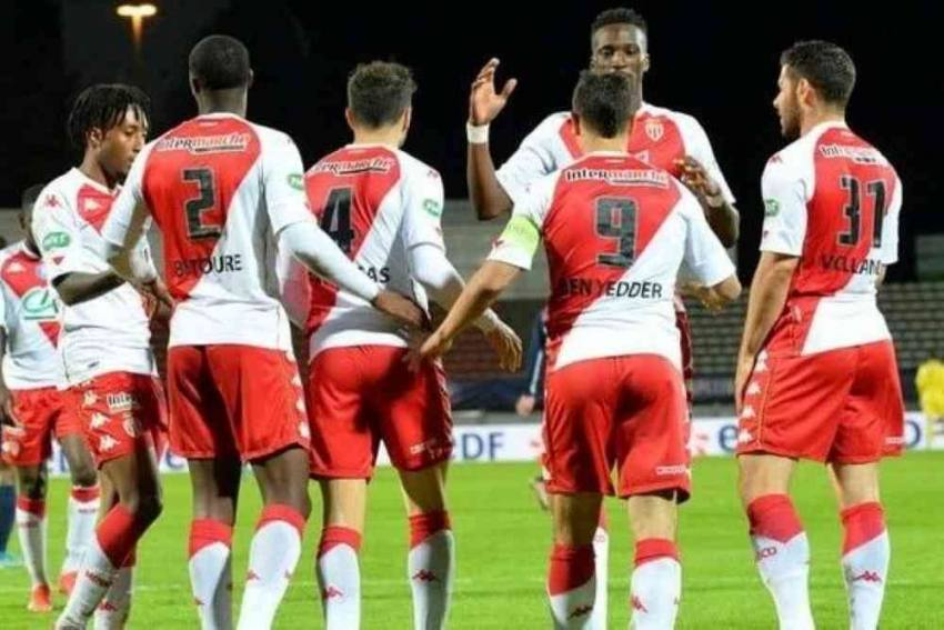 Monaco Beat Rumilly-Vallieres 5-1 To Reach French Cup Final