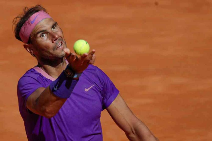 Rafael Nadal Follows Novak Djokovic Into Rome Quarters After Epic Fightback