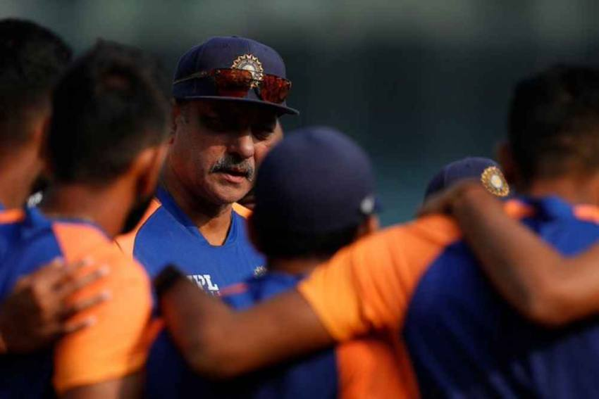 Ravi Shastri On India's Status As No 1 Test Team: Boys Have Earned It Fair And Square