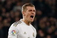 Real Madrid Midfielder Toni Kroos In Isolation After Close Contact With Positive COVID-19 Case